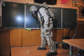 In Kyjiw 5 Schulen unter Quarantäne