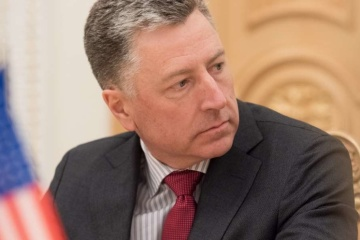 Volker: US to cooperate with any democratically elected leader of Ukraine