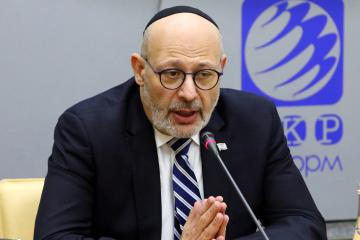 Botschafter: In fünf Jahren wird Handelsumsatz zwischen Ukraine und Israel 1 Milliarde US-Dollar erreichen