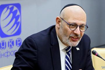Za pięć lat obroty handlowe między Ukrainą a Izraelem wyniosą miliard dolarów - Ambasador