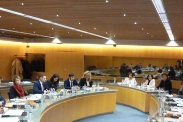 Se celebró la Comisión intergubernamental ucraniano-española de cooperación económica e industrial