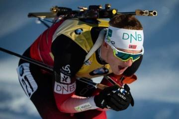 Йоганнес Бьо виграв спринт на етапі Кубка світу в Нове-Мєсто
