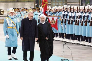 Ердоган вважає небезпечними санкції США проти Ірану