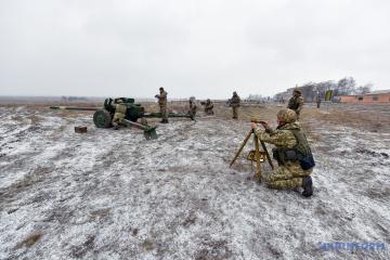 Okupanci wzięli do niewoli żołnierza Sił Zbrojnych Ukrainy w Donbasie