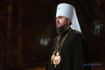 ROC will remain in Ukraine - Epiphanius