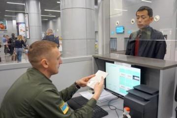 Servicio Estatal de Fronteras: 27 millones de extranjeros visitan Ucrania este año