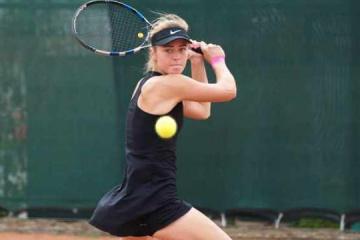 Теніс: Шошина пробилася до півфіналу турніру ITF в Анталії