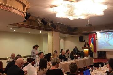 В Анкарі обговорили особливості формування закордонного іміджу України