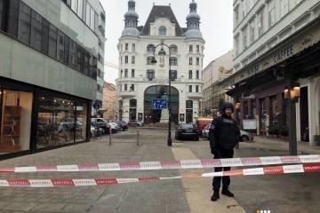 У центрі Відня сталася стрілянина, є жертви