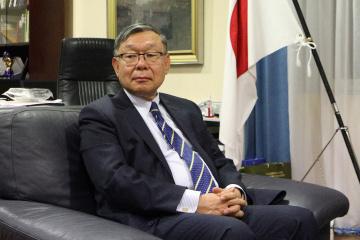 L'Ambassadeur du Japon en Ukraine : Les sanctions anti russes du Japon prendront fin lorsque la Russie restituera la Crimée à l'Ukraine