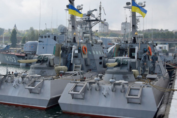 900 people signed contracts with Ukrainian Navy since year-start – Defense Ministry