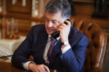 El presidente de Ucrania y el primer ministro de Moldavia discuten la extensión del control aduanero