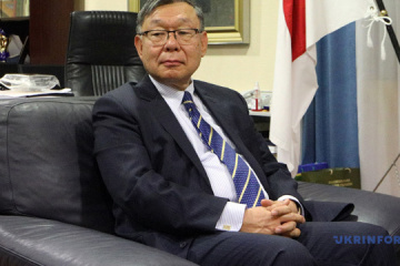Ambassador Sumi comments on annexation of Crimea: Japan to keep supporting anti-Russian sanctions