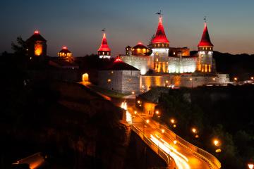 石头城成为2019年乌克兰青年之都