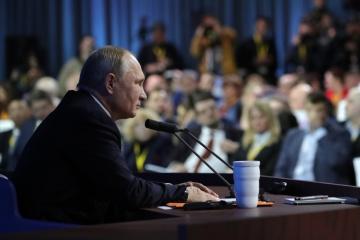 Putin reacciona a la propuesta de Zelensky sobre negociaciones