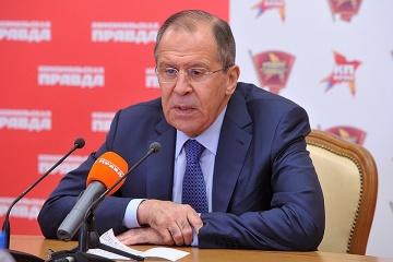 Lavrov califica la 'fórmula Steinmeier' como un compromiso para lograr la paz
