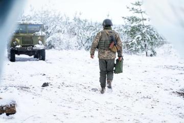 Donbass : 4 violations de la trêve, pas de pertes parmi les troupes ukrainiennes