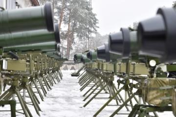 Stugna, Vilkha y Neptune: Las Fuerzas Armadas de Ucrania recibieron 2.500 unidades de armamento (Fotos, Vídeo)