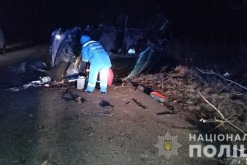 In Oblast Odessa zwei Menschen bei Verkehrsunfall umgekommen