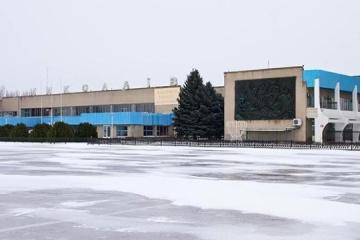 ミコライウ国際空港 5年ぶりに業務再開