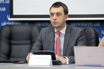 Omelyan expects Ukraine's part of transport corridor with EU to be completed within two years