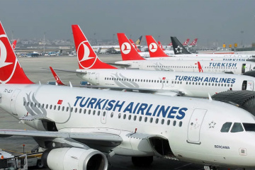 Turkish Airlines to connect Kyiv with Turkish resort town