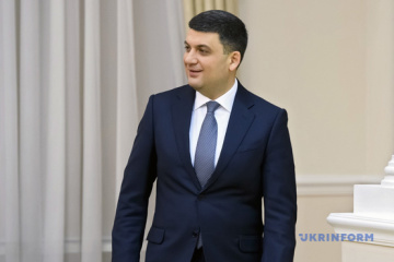 Groysman: There will be more high-quality roads in Ukraine in 2019