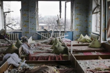 UN: 55 civilians killed in Donbas in 2018