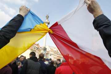 Polska będzie nadal wspierać integrację europejską Ukrainy - Ministerstwo Spraw Zagranicznych