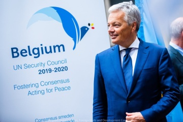 EU should play more active role in settling conflict in eastern Ukraine - Belgian FM