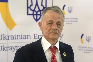 Dżemilew zadał Zełenskiemu pięć pytań dotyczących okupowanego Krymu