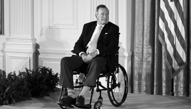 В США скончался 41-й президент Джордж Буш-старший