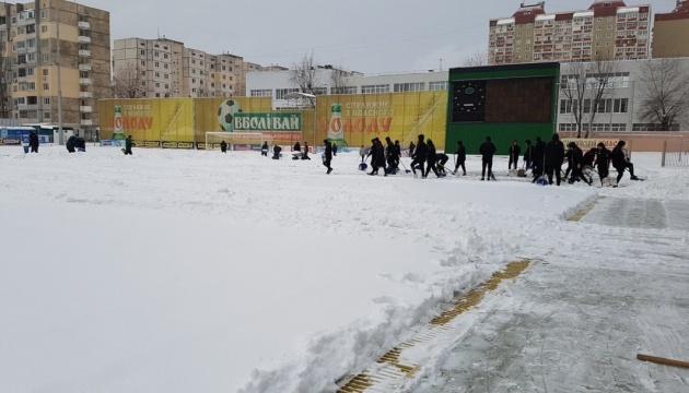 «Заря» обещает, что матч против «Десны» состоится