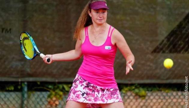 Теніс: українка Дар'я Снігур вийшла до чвертьфіналу турніру ITF в Анталії