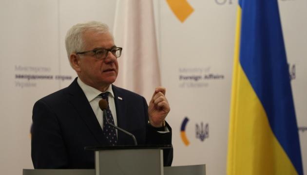 Чапутович: Ревізіоністська політика Росії лишається серйозним викликом для Заходу