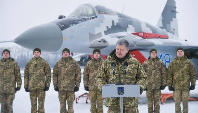 Україна оточена 80-тисячним угрупованням військових РФ