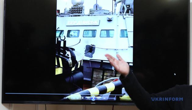 """Обстрел """"Бердянска"""" состоялся в нейтральных водах — Bellingcat"""