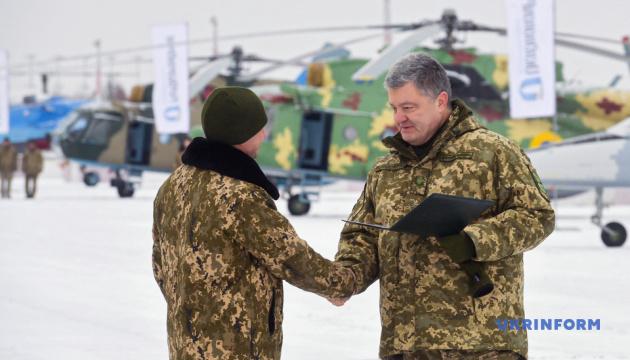 Самолеты, вертолеты, БПЛА: армия получила модернизированную боевую технику