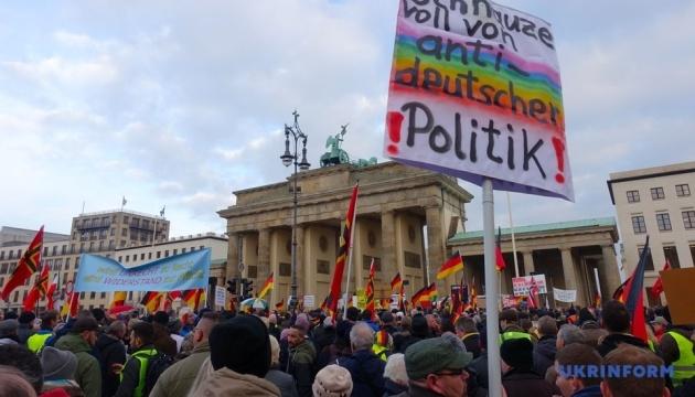 """У Берліні — акція проти Міграційного пакту ООН: це """"поховає Німеччину"""""""