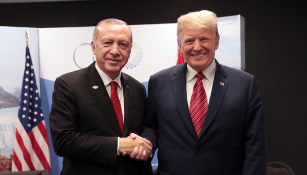 Ердоган заявив, що Туреччина готова придбати американські ЗРК Patriot
