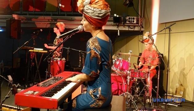 Українське тріо Panivalkova дало концерт у Берліні