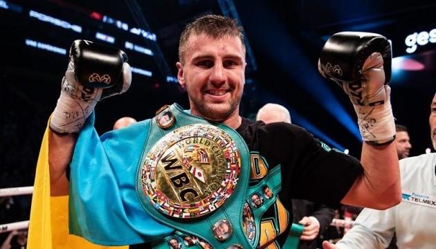 Гвоздик нокаутував Стівенсона і став чемпіоном світу за версією WBC