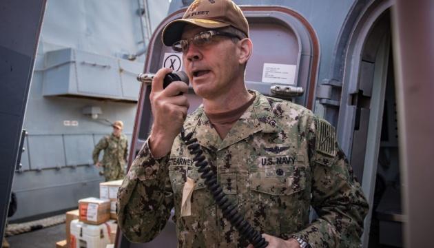 У Бахрейні помер командир П'ятого флоту ВМС США