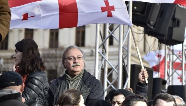 У Грузії опозиція хоче через суд скасувати результати виборів