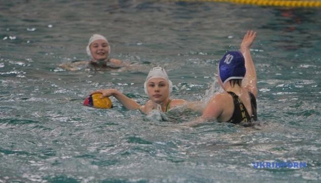 Водне поло: киянки виграли юніорський чемпіонат України