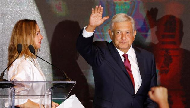 В Мексике принес присягу новый президент