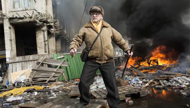 Фотографи Майдану розповідають. Йосип Сивенький (США)