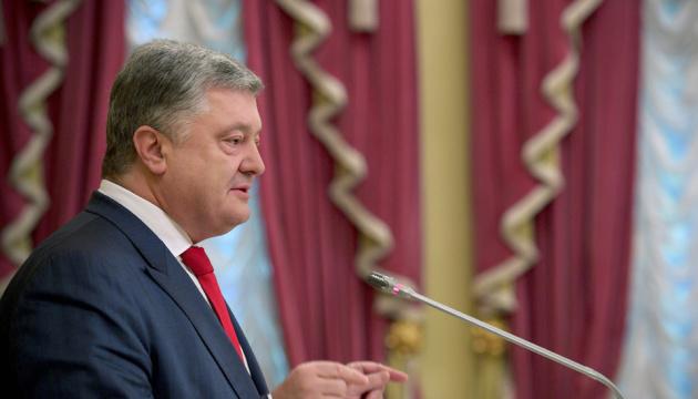 Poroshenko felicita a la comunidad judía por Janucá