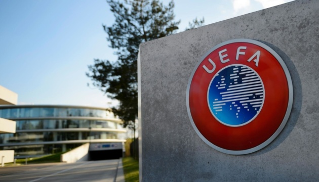 UEFA verbietet Spiele in ukrainischen Regionen mit Kriegsrecht