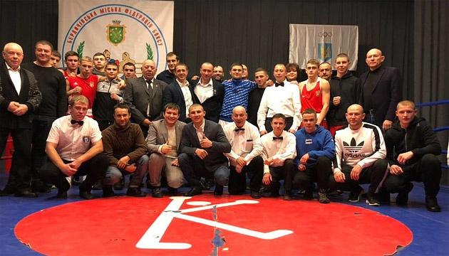 Кращий боксер світу-2017 серед любителів  відвідав турнір у Бердичеві